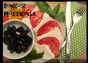 vegan rohkost mozzarella