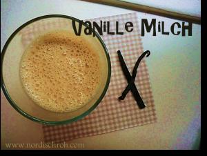 vanille milch