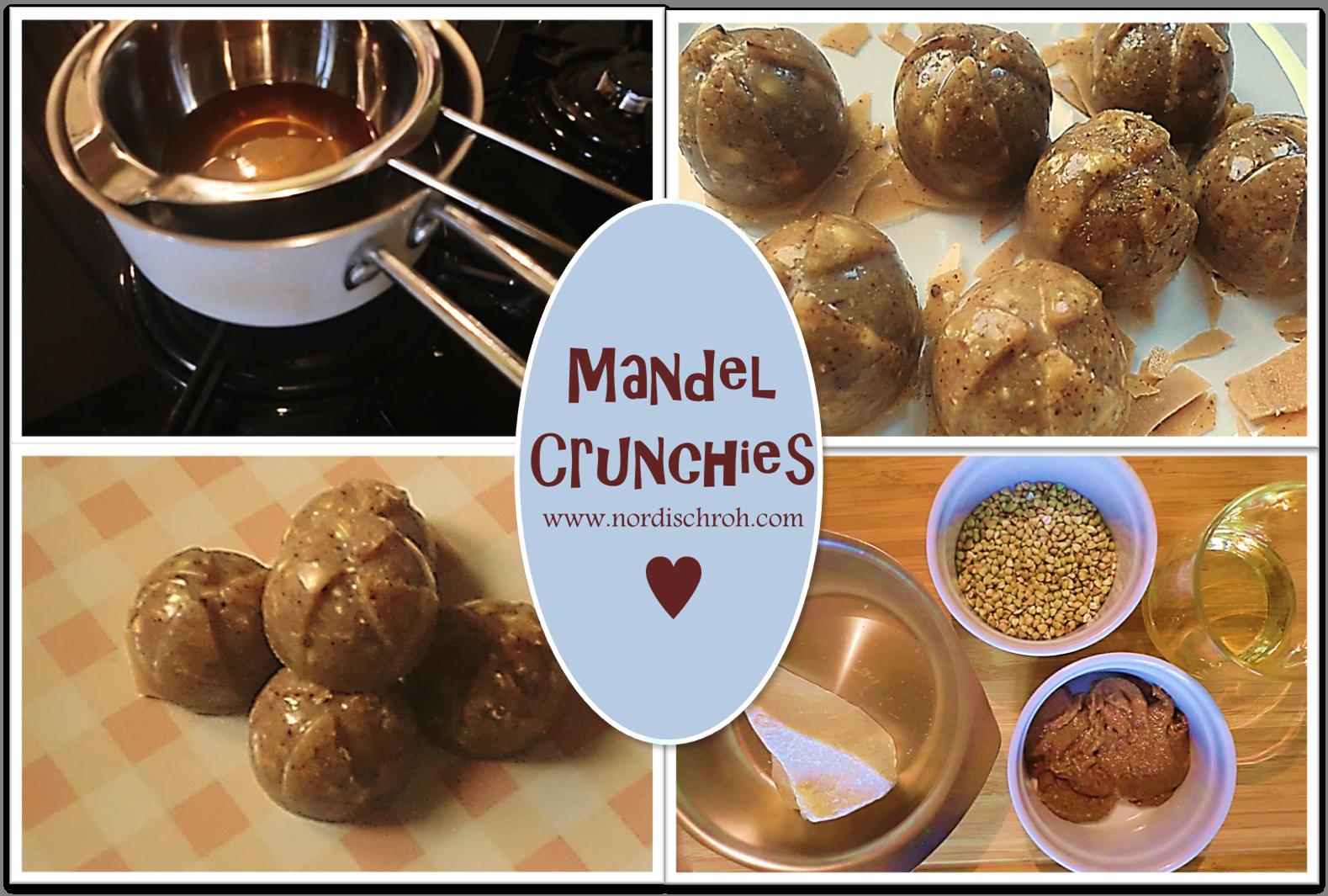Mandel Crunchies
