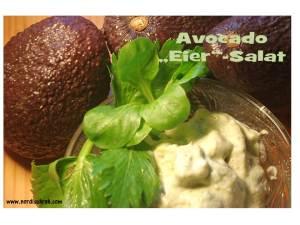 "Avocado ""Eier""-Salat"