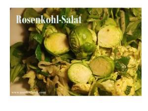 RosenkohlSalat