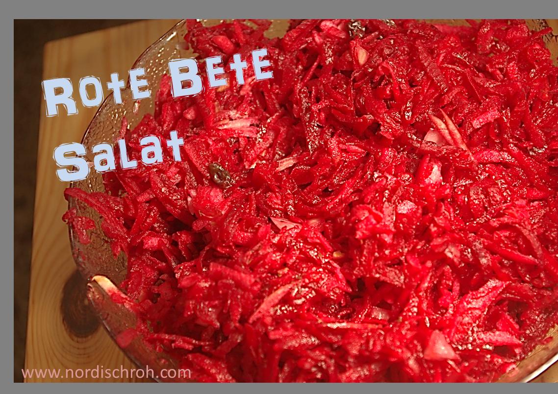 rote bete salat