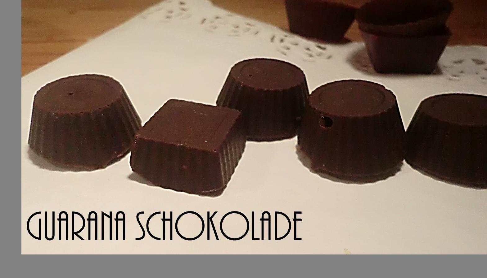 Guarana Schokolade