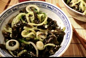 Seafood salad 1