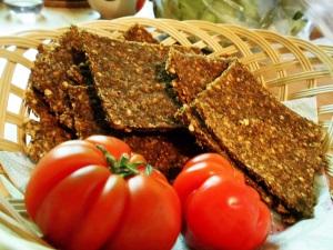 Rohkost Brot glutenfrei 1