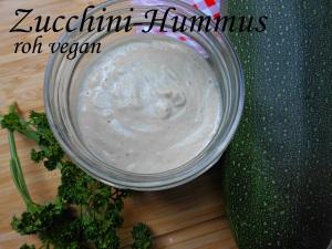 Zucchini-Hummus