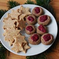 Rohkost Rezept: Köstliche Weihnachtskekse