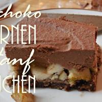 Birnen-Schoko-Kuchen mit Hanf